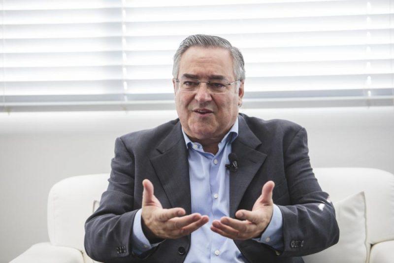 """""""Estou aliviado"""", diz Raimundo Colombo após decisão da Justiça Eleitoral"""