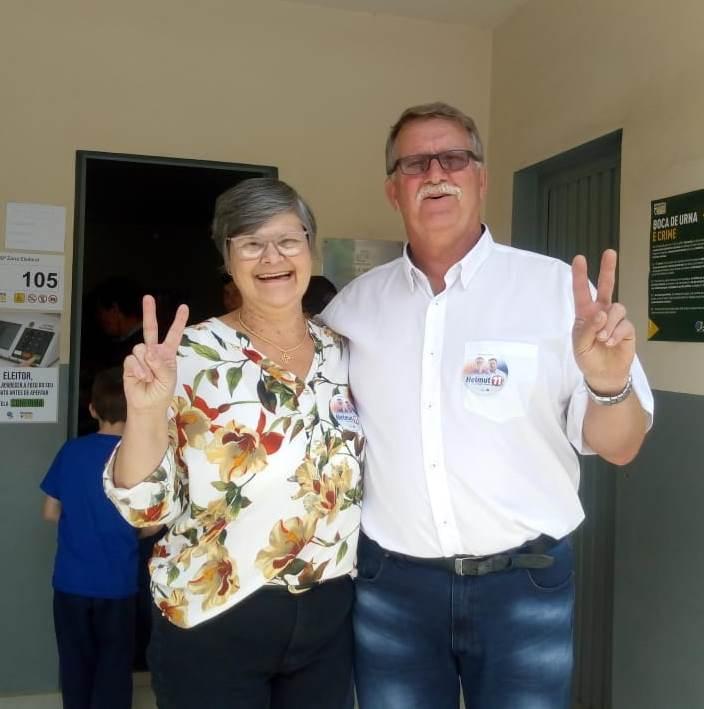 Helmut Stoltenberg (PP) é eleito o novo prefeito de Vidal Ramos