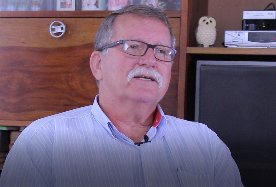 Prefeito de Vidal Ramos falece aos 64 anos