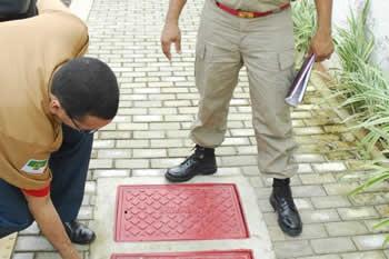 Poder de Policia concedido ao Corpo de Bombeiros facilita trabalhos de vistorias