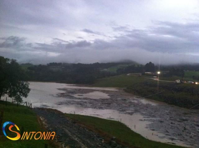 Operador da Barragem Sul e Coordenador da Defesa Civil em Ituporanga falam sobre as chuvas