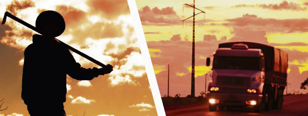 Dia do Colono e Motorista: reportagem especial presta uma homenagem a essas duas categorias tão importantes;