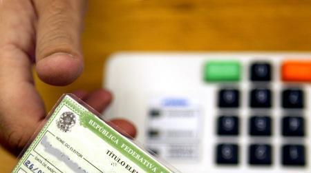 Pedido para 2ª via de titulo fora de domicilio eleitoral vai até dia 6