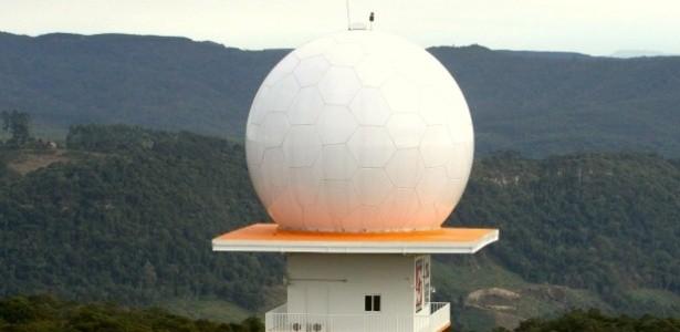 Radar de R$ 10 milhões para prevenir desastres em SC operou por 24 dias em 2015
