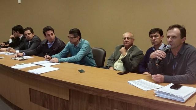 Reunião na sede da OAB discutiu o trânsito em Rio do Sul
