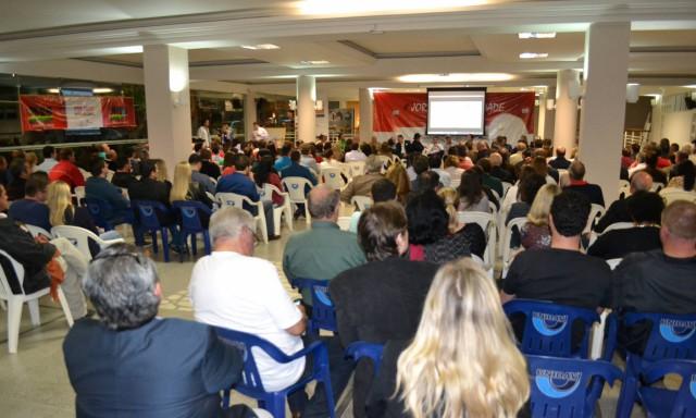 PMDB promove encontro regional em Rio do Sul
