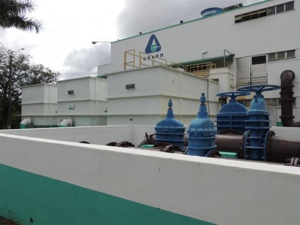 Será Inaugurada hoje (02) ampliação do sistema de abastecimento de água de Rio do Sul
