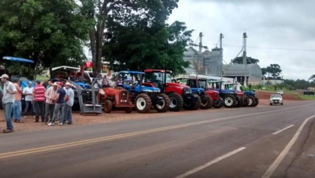 Fetaesc se mobiliza contra a resolução que obriga o emplacamento de máquinas agrícolas