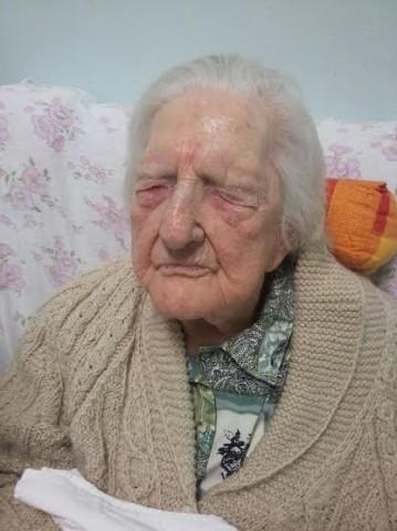 Vivendo no Hospital Bom Jesus Irmã Maura completa 105 anos