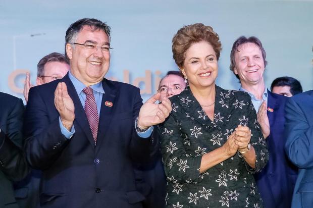 Dilma Rousseff participou da cerimônia na BR-101 Sul ocorreu na manhã desta quarta-feira