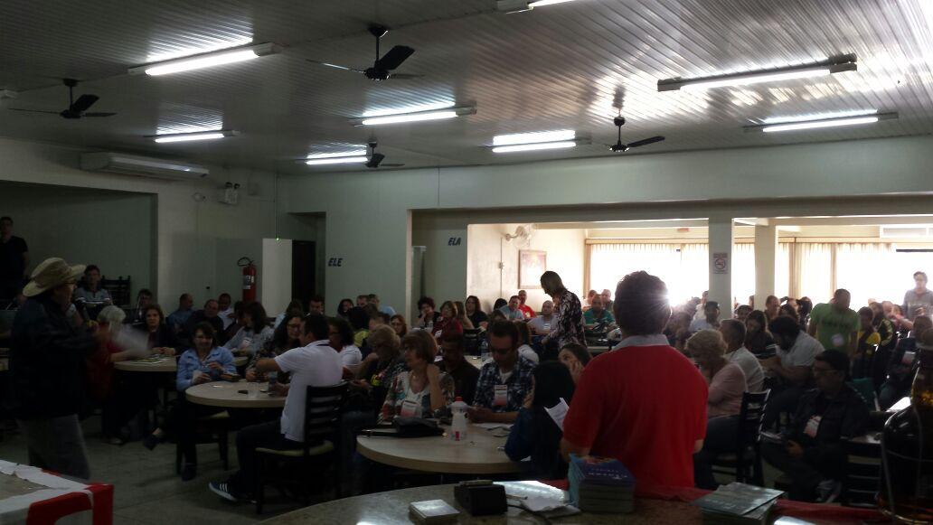 Ituporanga sedia hoje Assembleia do Sinte/SC. Conselho deliberativo esteve reunido nesta manhã