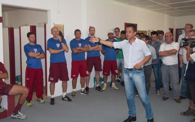 Atlético de Ibirama inicia preparação para 2015
