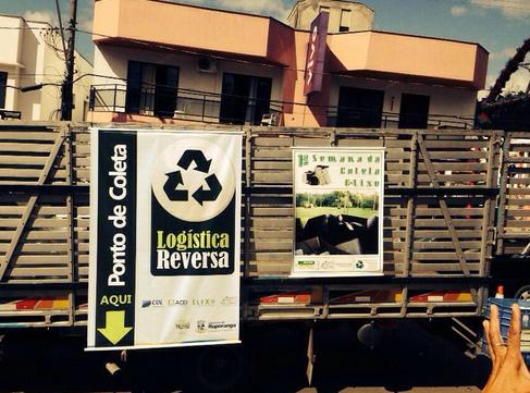 ITUPORANGA - Ação recolhe mais de uma tonelada de resíduos eletroeletrônicos