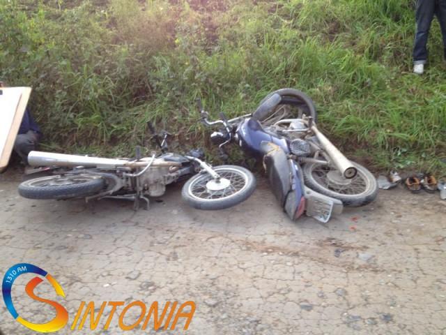Acidente com vitima fatal no interior de Ituporanga