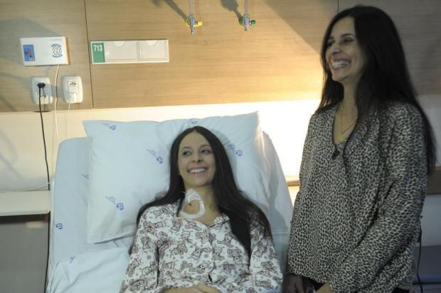 Maristela Stringhini, arrastada por carro em acidente em Rio do Sul, deixa o hospital nesta terça-feira