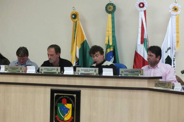 Vereadores de Aurora debatem inicio do cadastro ambiental rural no município