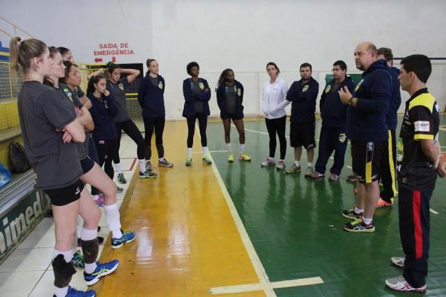 Spencer Lee inicia treinamentos em Rio do Sul