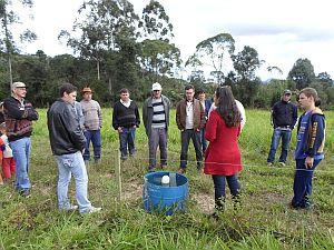 Reunião técnica em Ituporanga