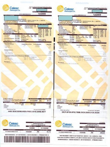 Celesc pede reajuste de 20,49% nas contas de energia em Santa Catarina