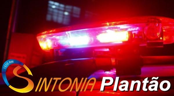Veículo é destruído pelo fogo na manhã desta segunda-feira (21) em Ituporanga