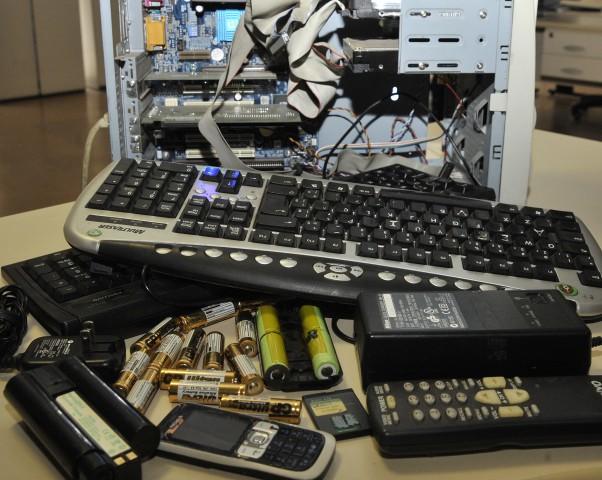 Reunião em Ituporanga deve debater a destinação do lixo eletrônico na Região da Cebola