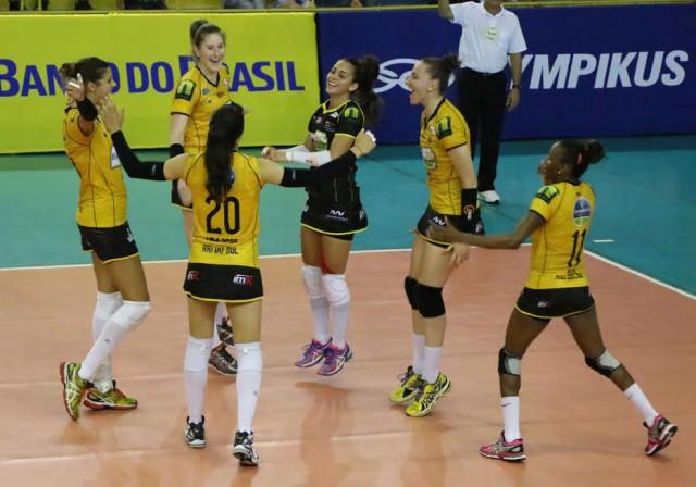 SUPERLIGA - Rio do Sul enfrenta o Sesi nesta segunda, 29