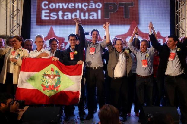 PT oficializa candidatura de Cláudio Vignatti ao governo de Santa Catarina