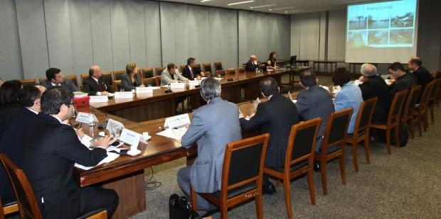 Governo do Estado garante em Brasília liberação de mais R$ 40 milhões para municípios catarinenses atingidos pelas chuvas