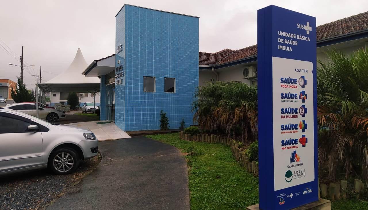Administração de Imbuia modifica horário de atendimento no posto de saúde