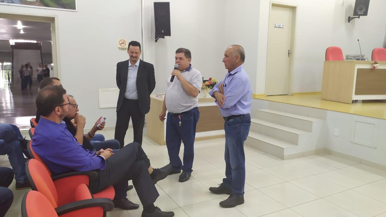 Administração de Ituporanga apresenta novo modelo da Festa da Cebola