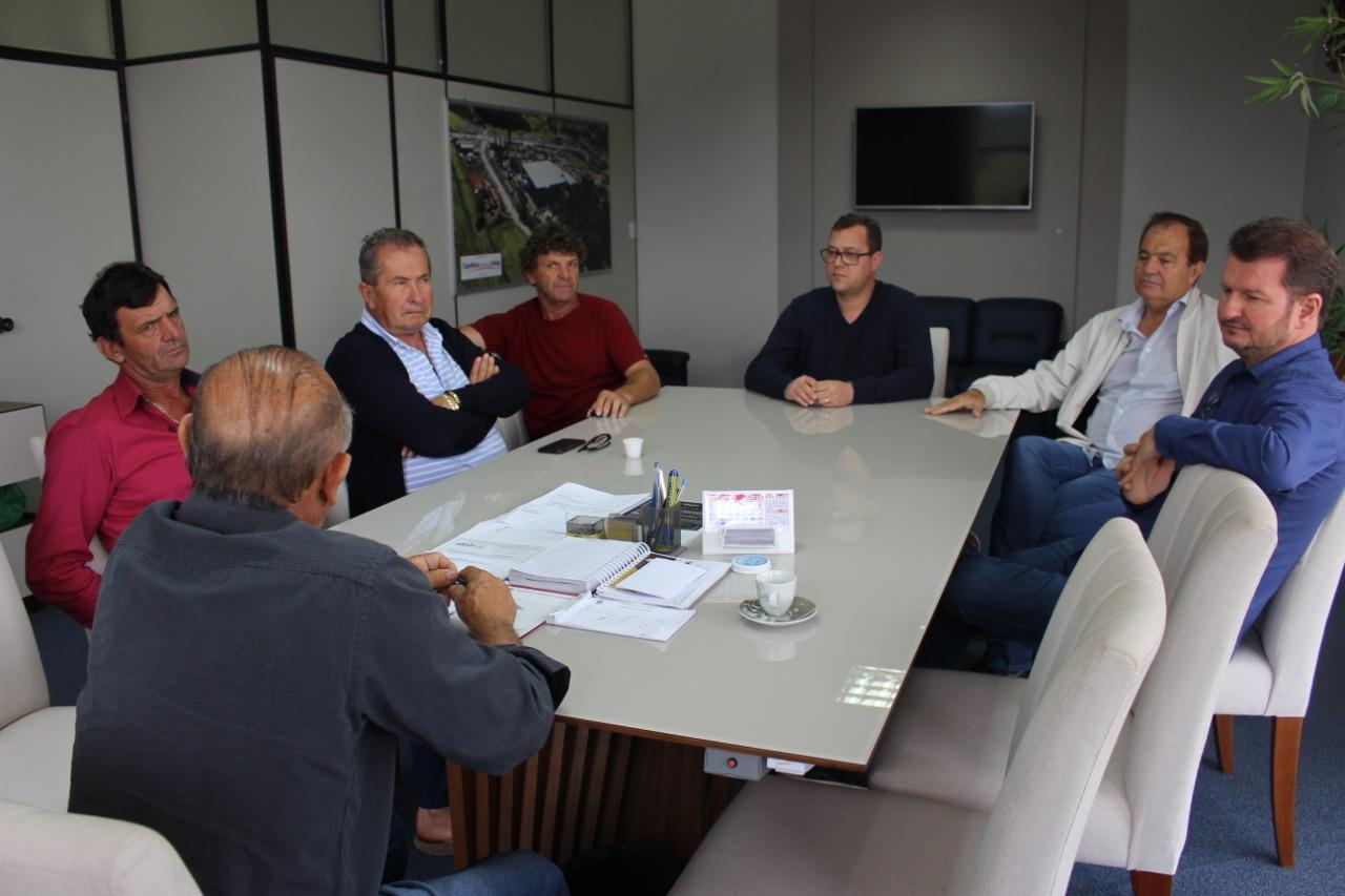 Administração de Ituporanga começa estudo para criação de nova área industrial