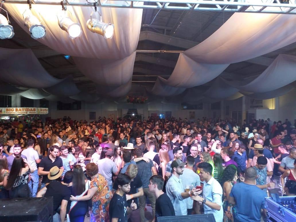 Administração de Vidal Ramos avalia positivamente 9ª Doce Festa