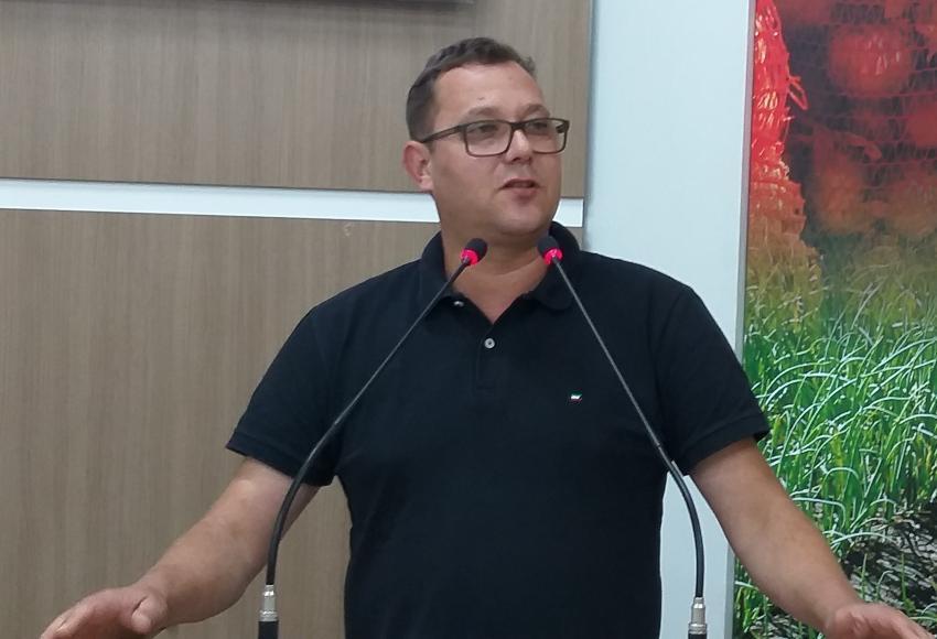 Adriano Coelho avalia período à frente da presidência da Câmara de Vereadores de Ituporanga