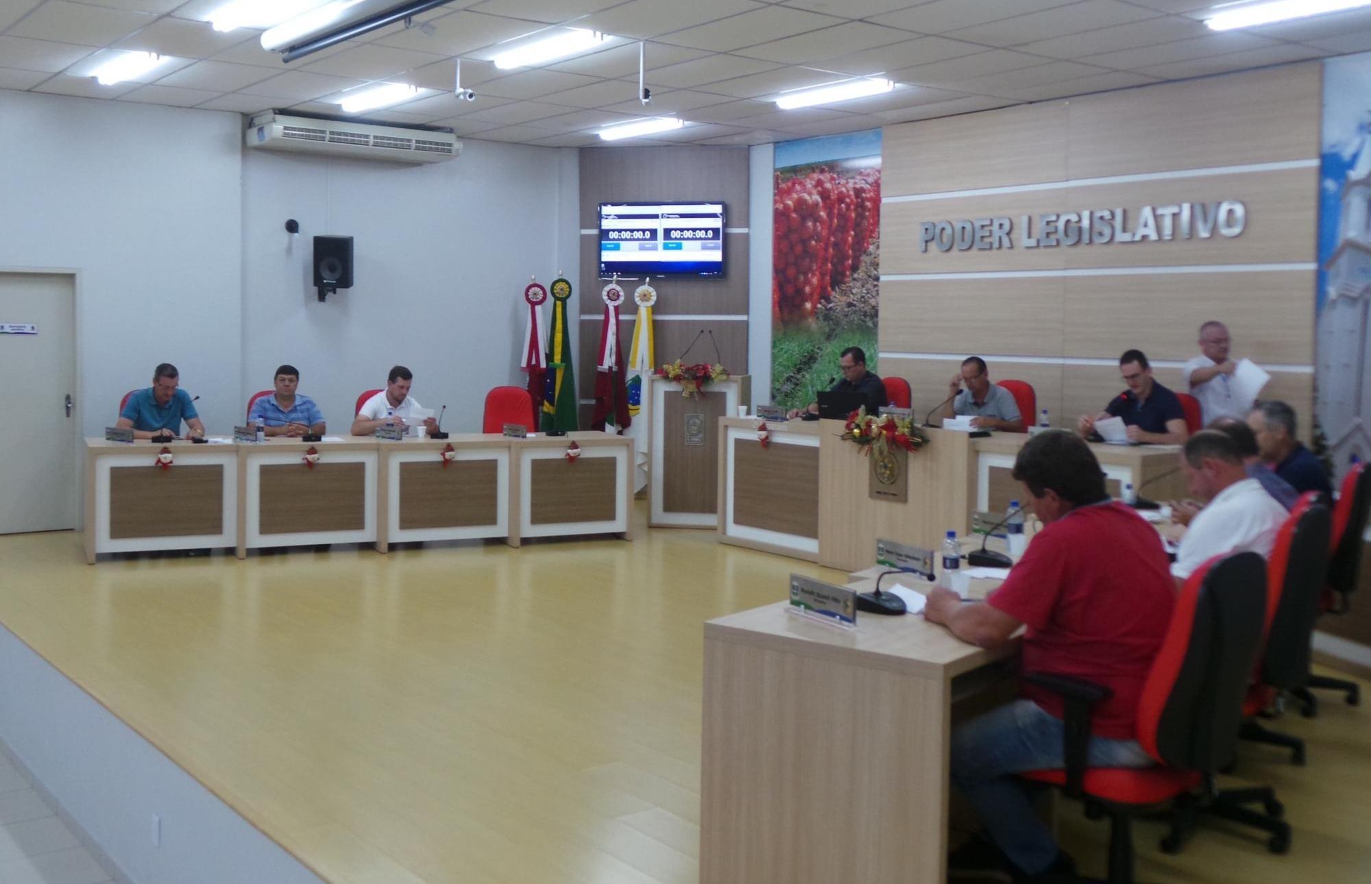 Adriano Coelho é eleito novo presidente da Câmara de Vereadores de Ituporanga