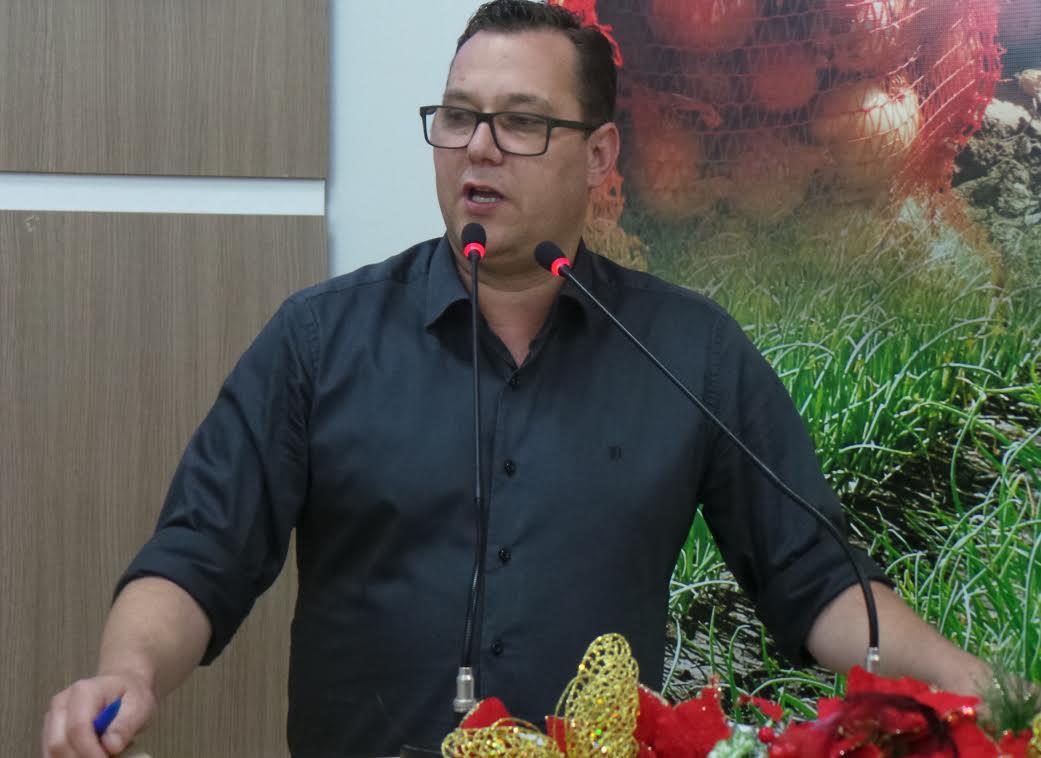 Adriano Coelho (PP) é eleito novo presidente da Câmara de Vereadores de Ituporanga