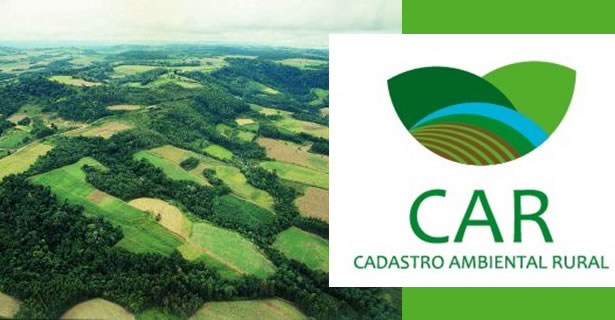 Atalanta é citada como exemplo no Cadastro Ambiental Rural