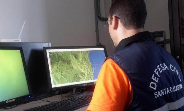 Radar Meteorológico gera primeira imagem em Lontras