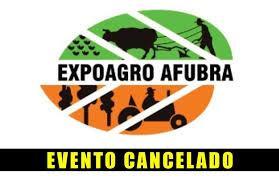 Afubra cancela a Expoagro-Afubra 2021