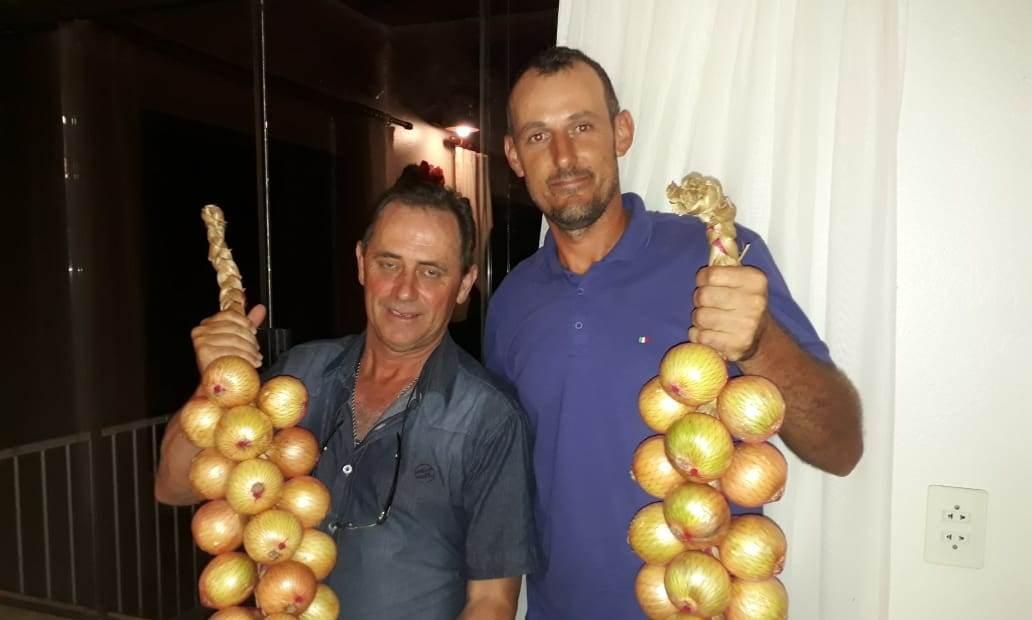 Agricultor de Aurora é o novo presidente da Associação dos Produtores de Cebola de Santa Catarina – Aprocesc