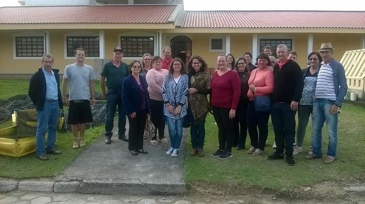 Agricultores de Petrolândia participam de vivência com alunos da UFSC em Florianópolis