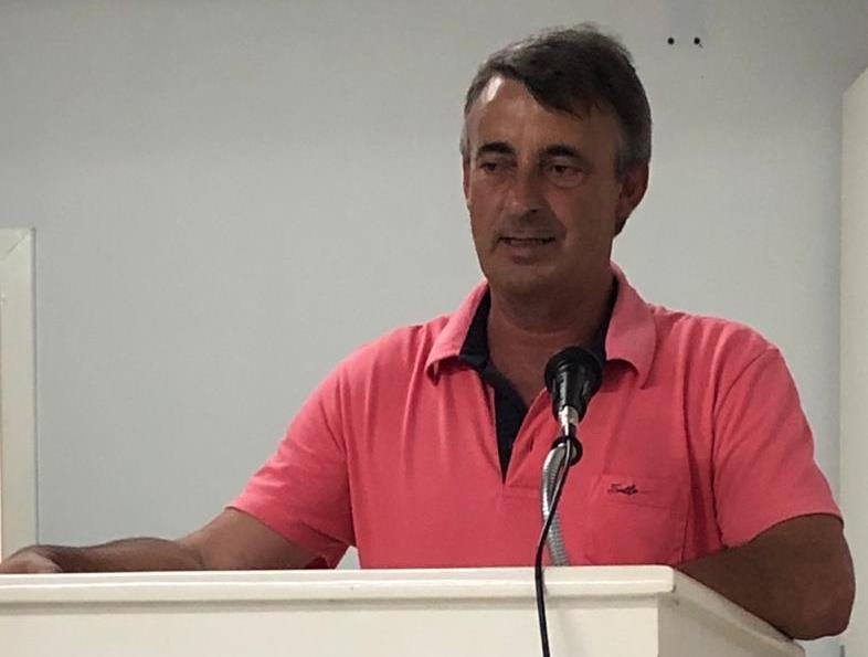 Alceu Pereira é o novo presidente da Câmara de Vereadores de Chapadão do Lageado