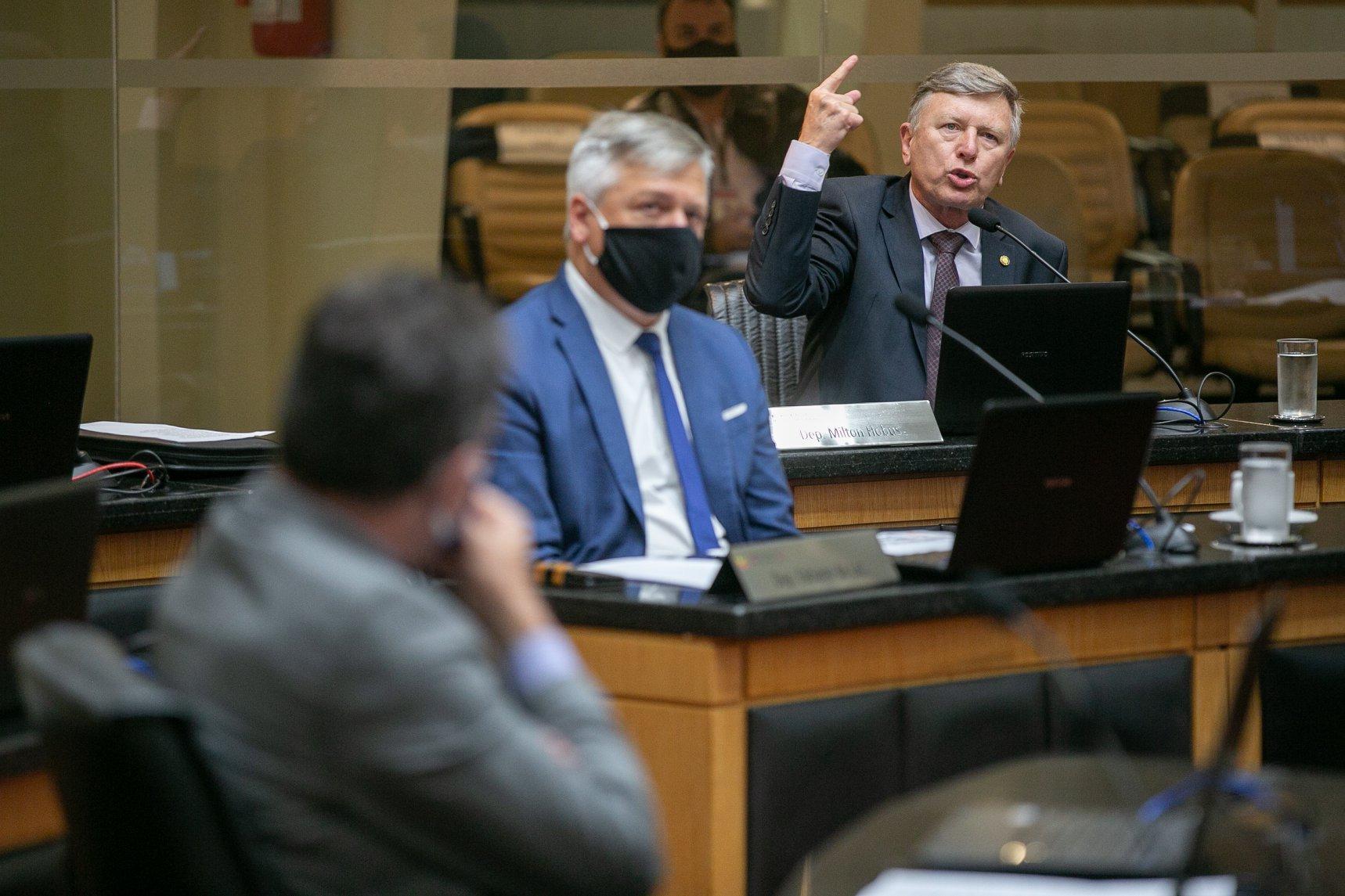 Alto Vale do Itajaí recebe R$ 1,4 milhão de emendas do deputado estadual Milton Hobus