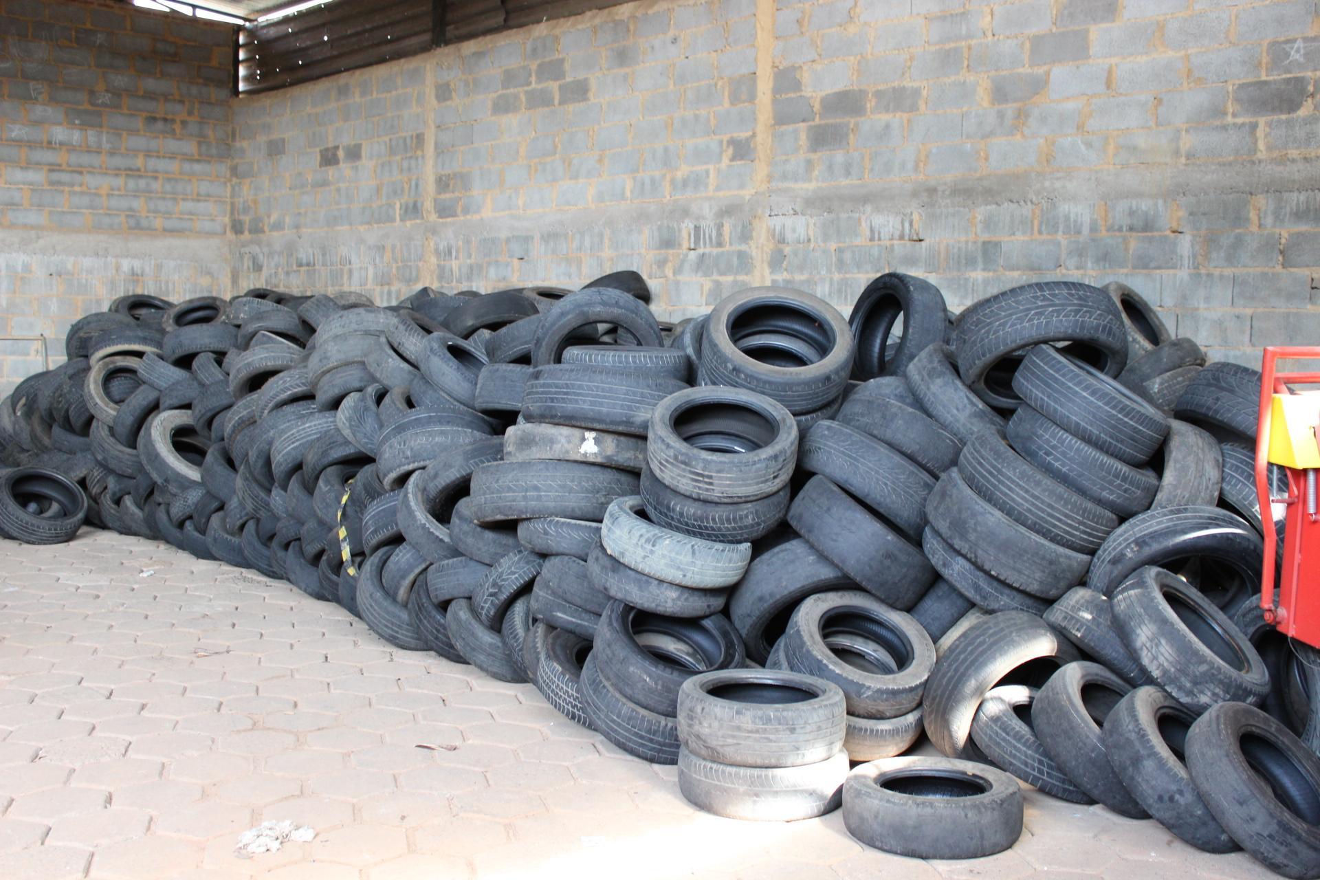 Alto Vale poderá contar com ecoponto para descarte correto de pneus