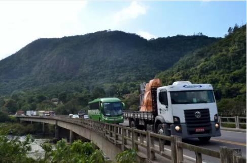 Anteprojeto da ponte entre Ibirama e Apiúna na BR 470 é entregue