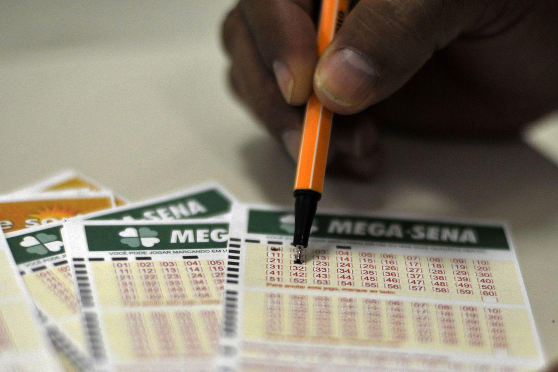 Apostar na loteria fica mais caro; Mega-Sena vai custar R$ 4,50