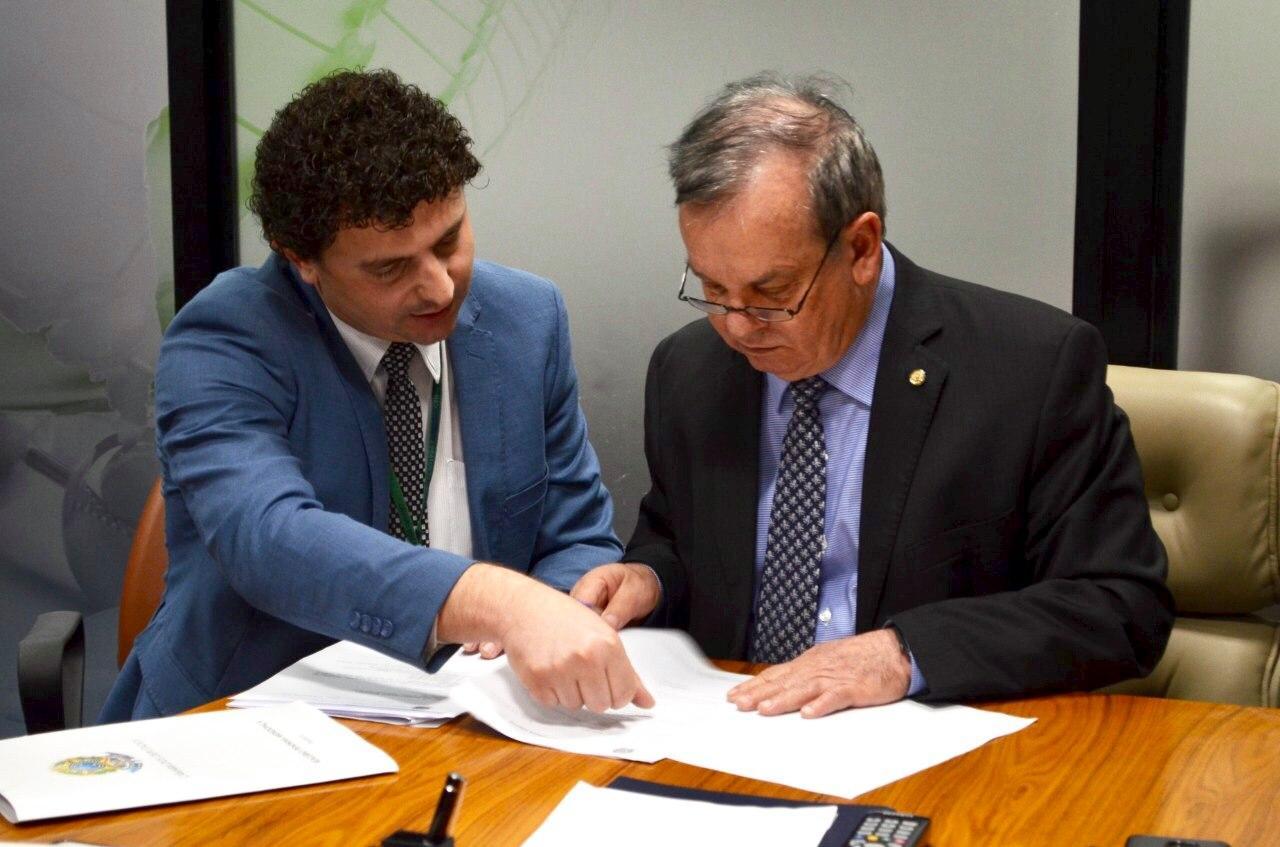 Atalantense Rafael Pezenti pode ser candidato a deputado Federal em 2022