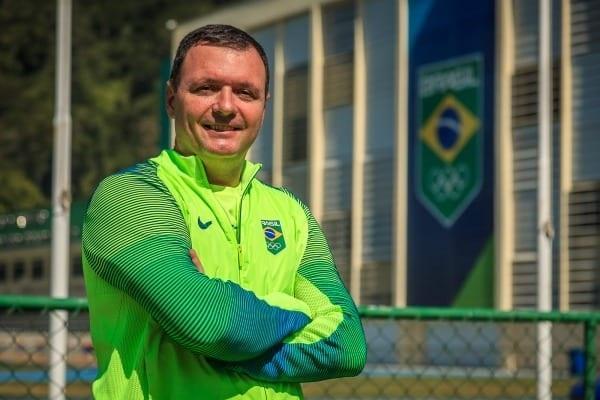 Atleta de Rio do Sul conquista Prêmio Brasil Olímpico no Rio de Janeiro