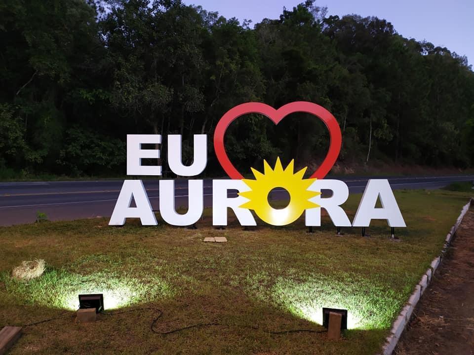 Aurora completa 56 de emancipação político-administrativa