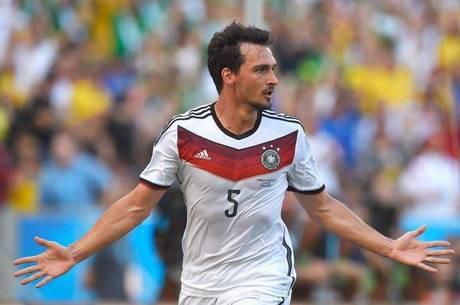 """Jogador revela que Alemanha """"tirou o pé"""" para não ridicularizar o Brasil"""