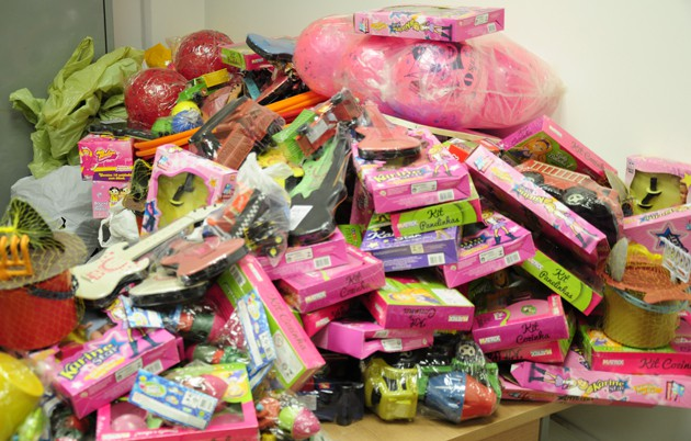 Assistência Social de Imbuia realiza campanha de arrecadação de brinquedos para o Natal